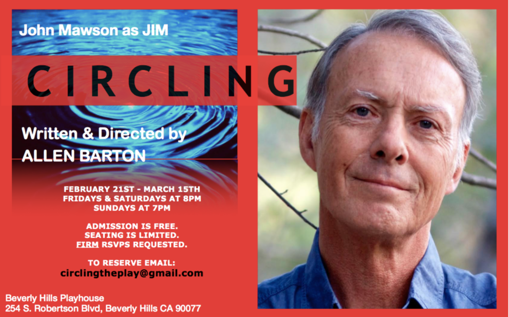 Circling, John as Jay